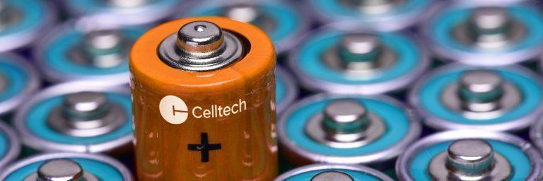 Celltech er den førende leverandør af batterier i Norden